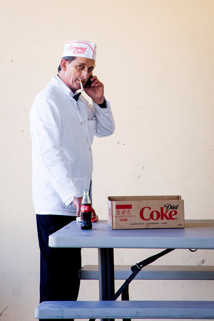 Coke Morning Call - New Orleans, USA