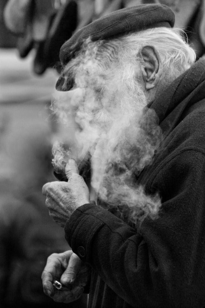 Smoked Beard - Santelmo, Buenos Aires, Argentina