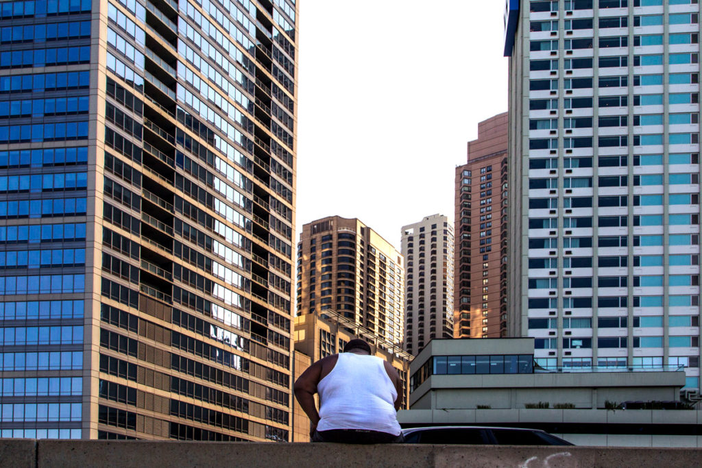Big City - Chicago, Illinois, USA