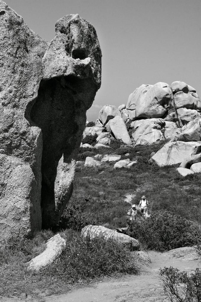 The Phantom Rock - Corsica, France