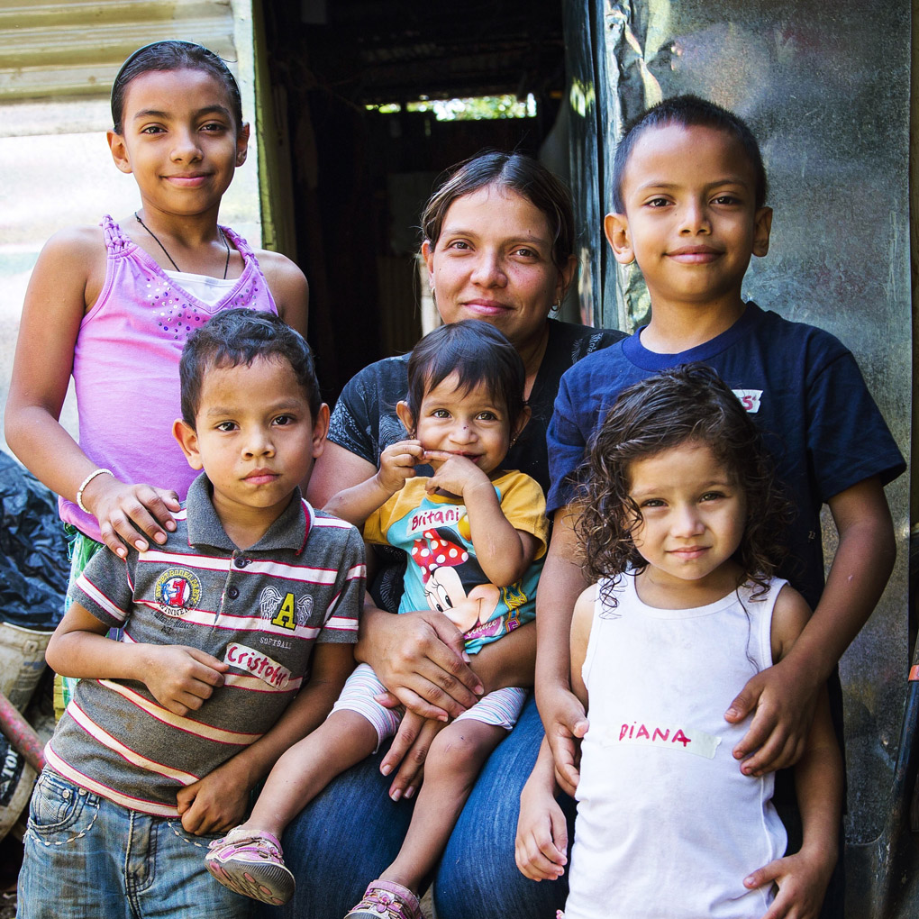 Escazú community, San Jose, Costa Rica