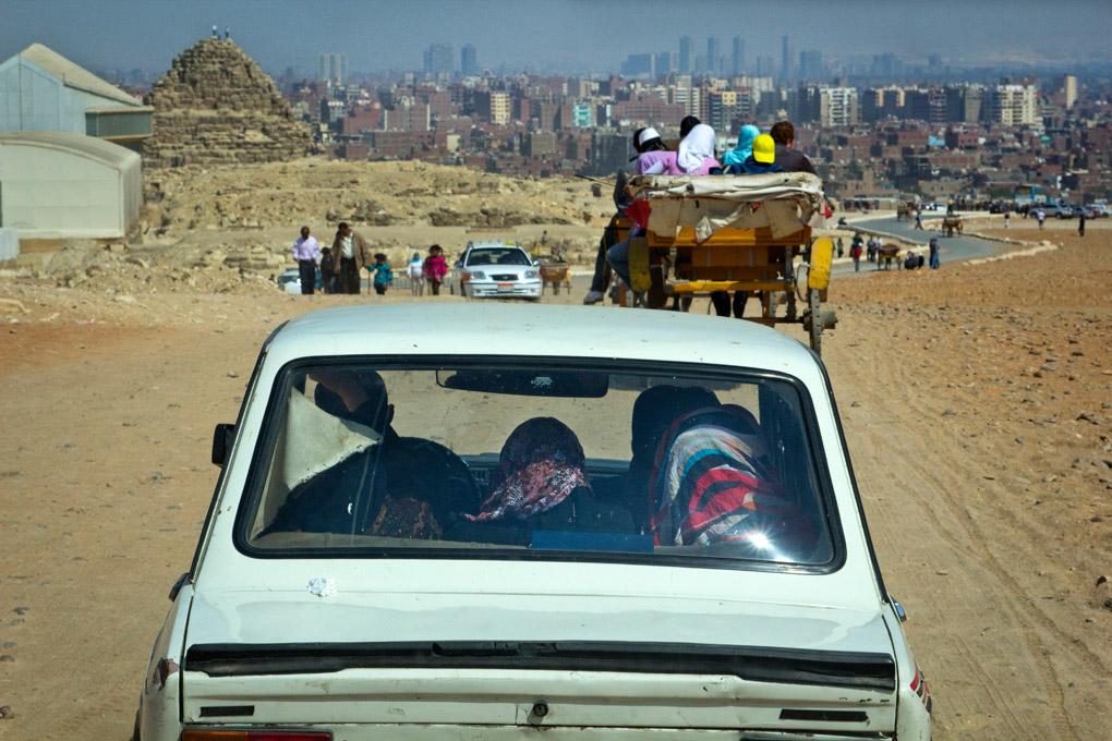El Giza, Egypt