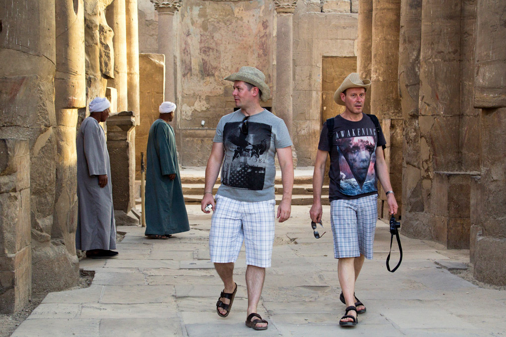 Tourism in Luxor - Egypt