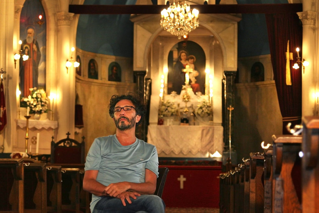 Music is his religion - singer & songwriter Fito Paéz