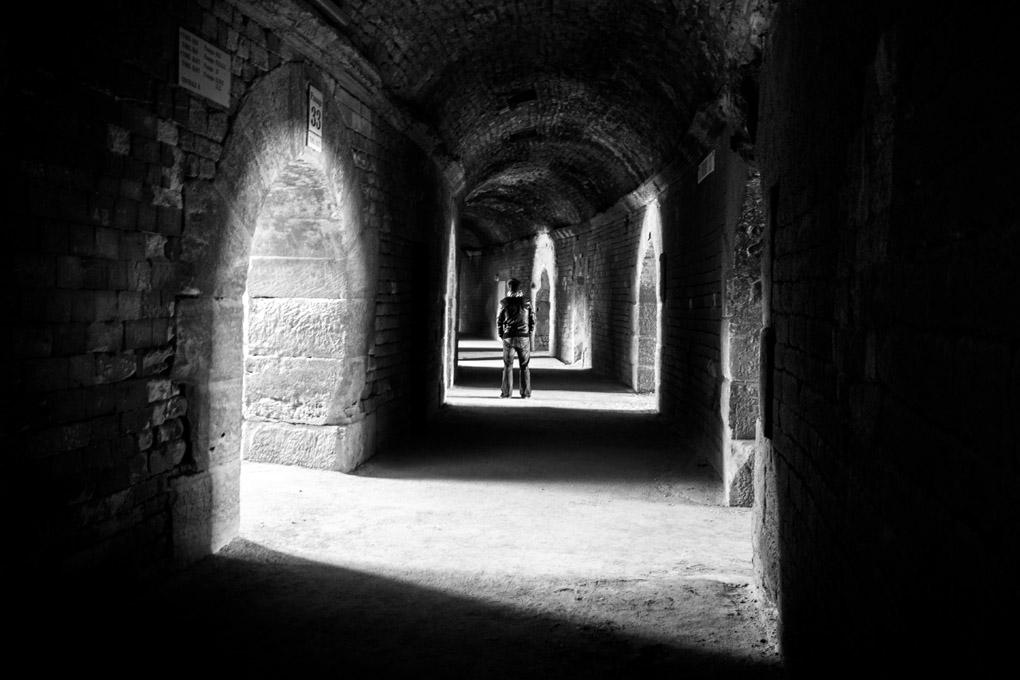 Arles Amphitheater, France