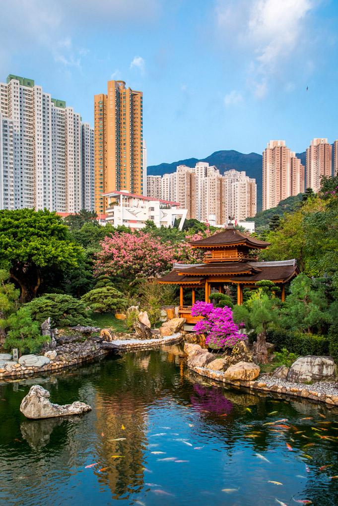Nan Lian Garden - Kowloon, Hong Kong