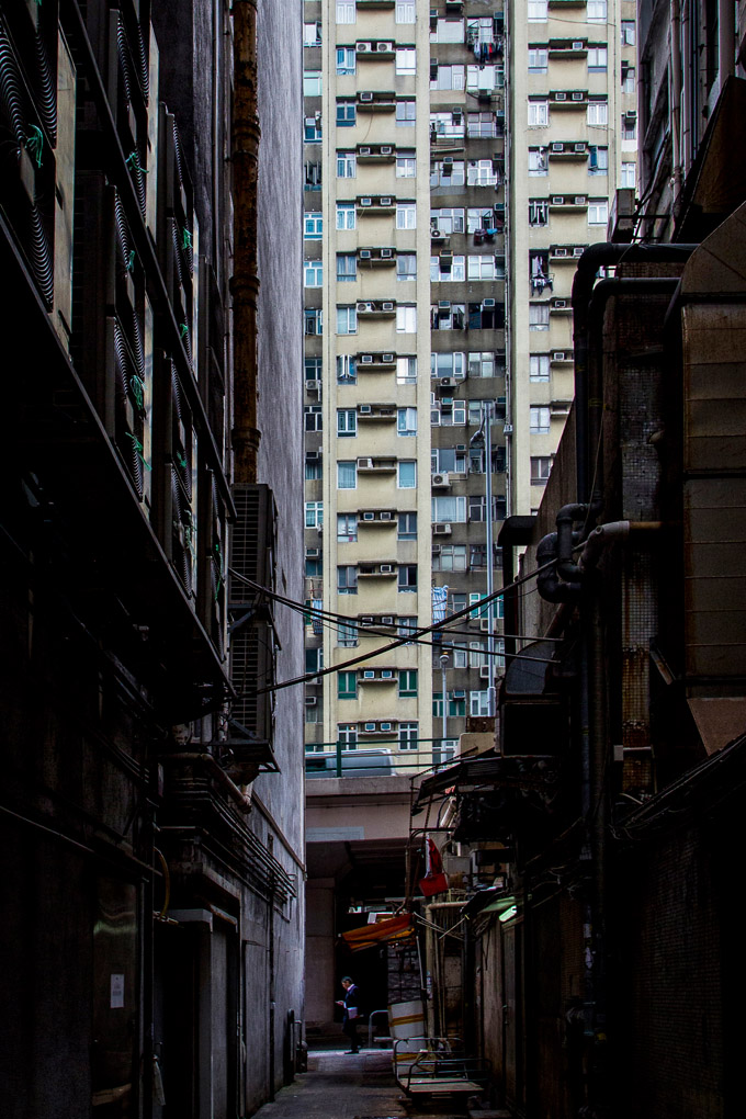 All the Way Down - Hong Kong