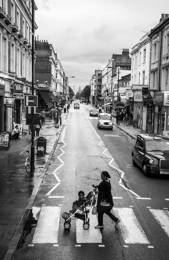Crossing - London, UK