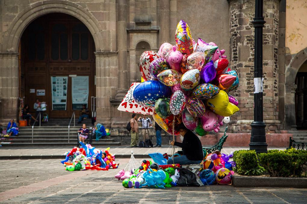 Coyoacán, Mexico City
