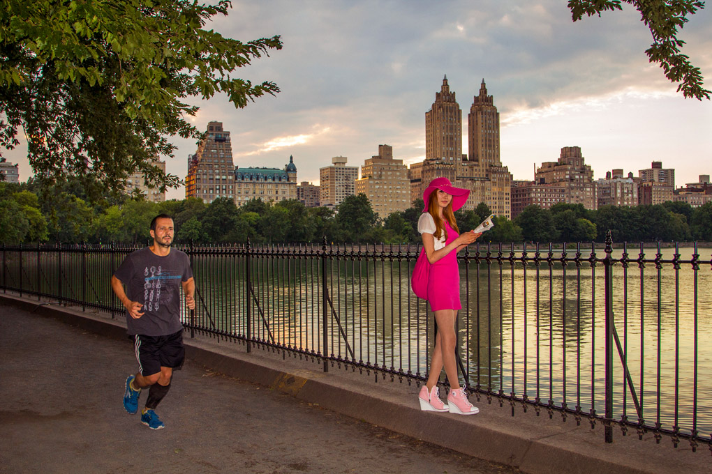 Sports Meets Fashion - New York, USA