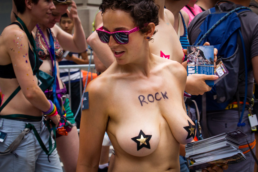 Rock my Body - New York City Gay Parade, USA