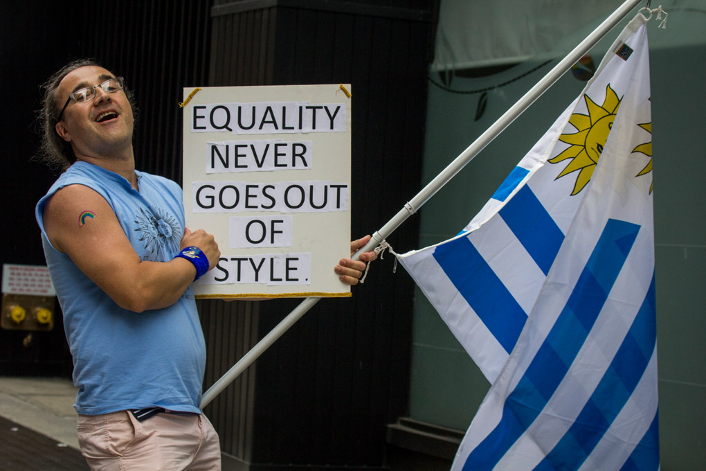 Equality never goes out of Style - New York City Gay Parade, USA