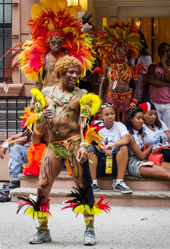 Backstage - New York City Gay Parade, USA