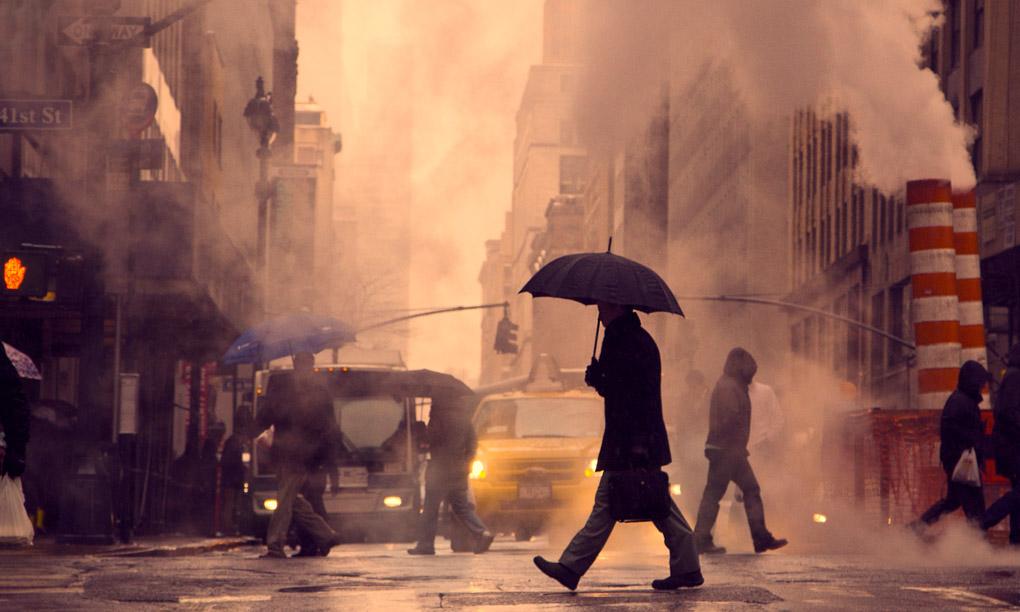 The Umbrella on 41st. - New York, USA