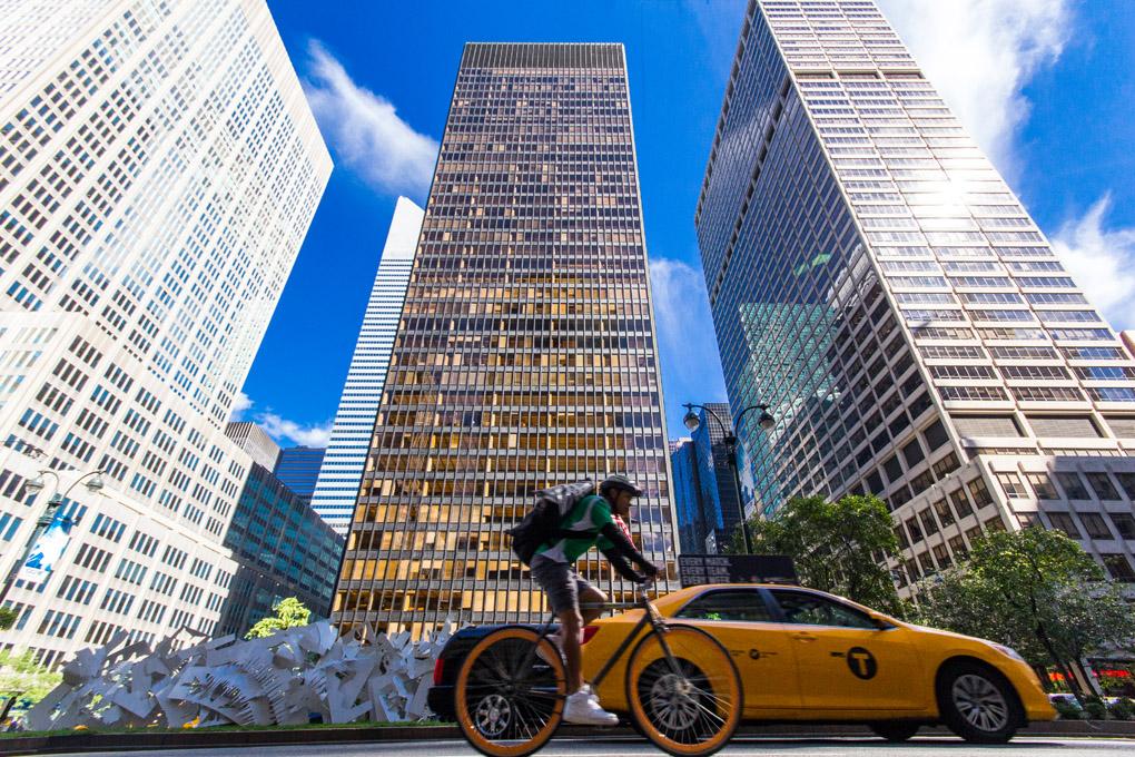 Wheels - New York, USA