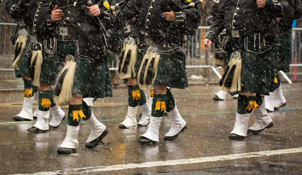 St Patrick Day IV - New York, USA