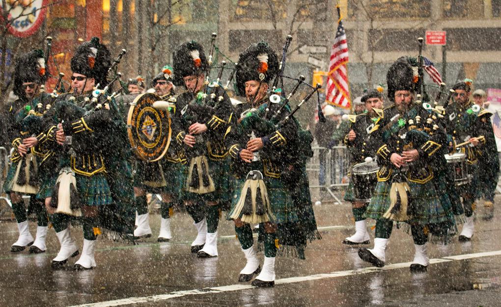 St Patrick's Day III - New York, USA