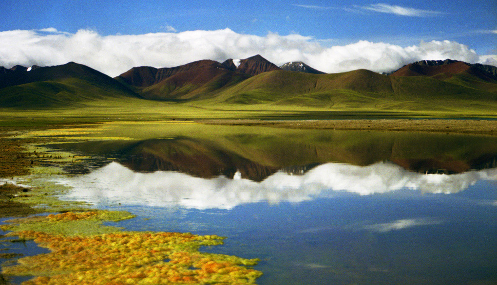 Lake Namtso, Tibet, Autonomous Region of China