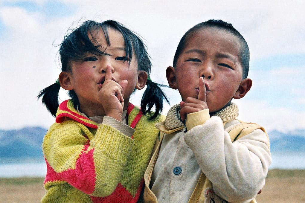 Silence Pact - Lake Namtso, Tibet