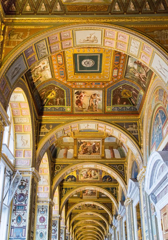 Hermitage Museum, Saint Petersburg, Russia