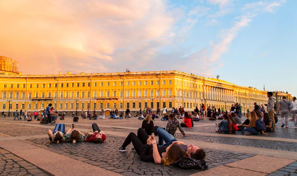 A Royal Rest - Saint Petersburg, Russia