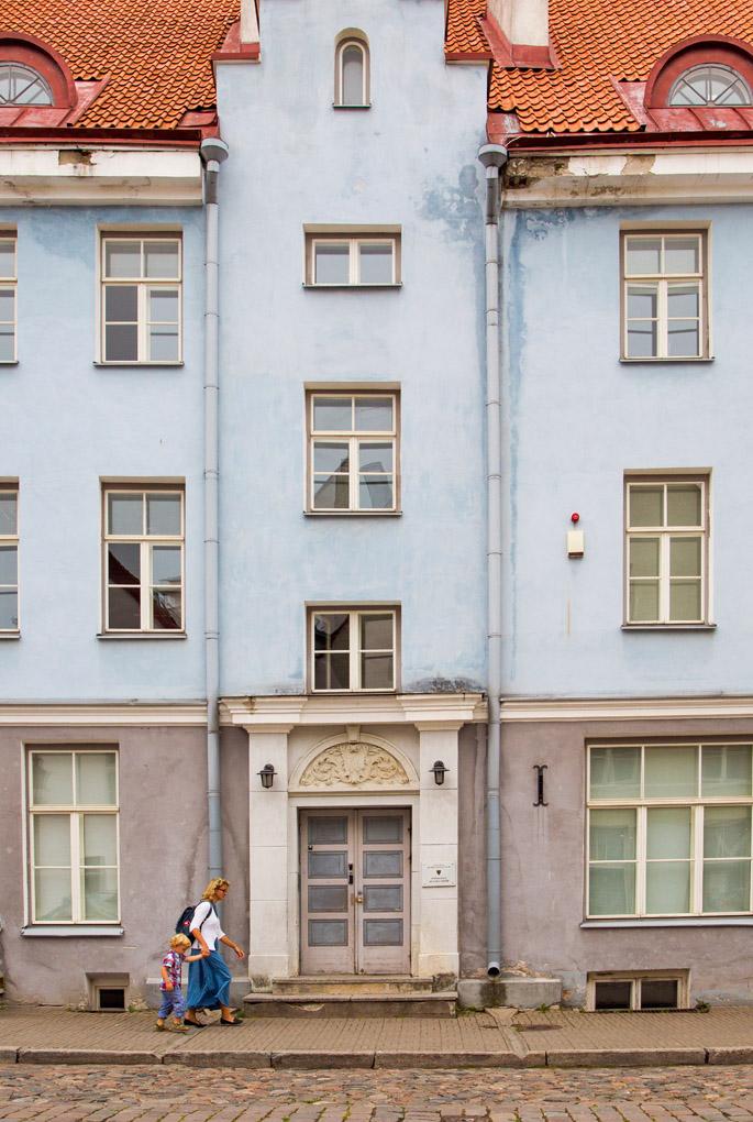 Back Home - Tallinn, Estonia