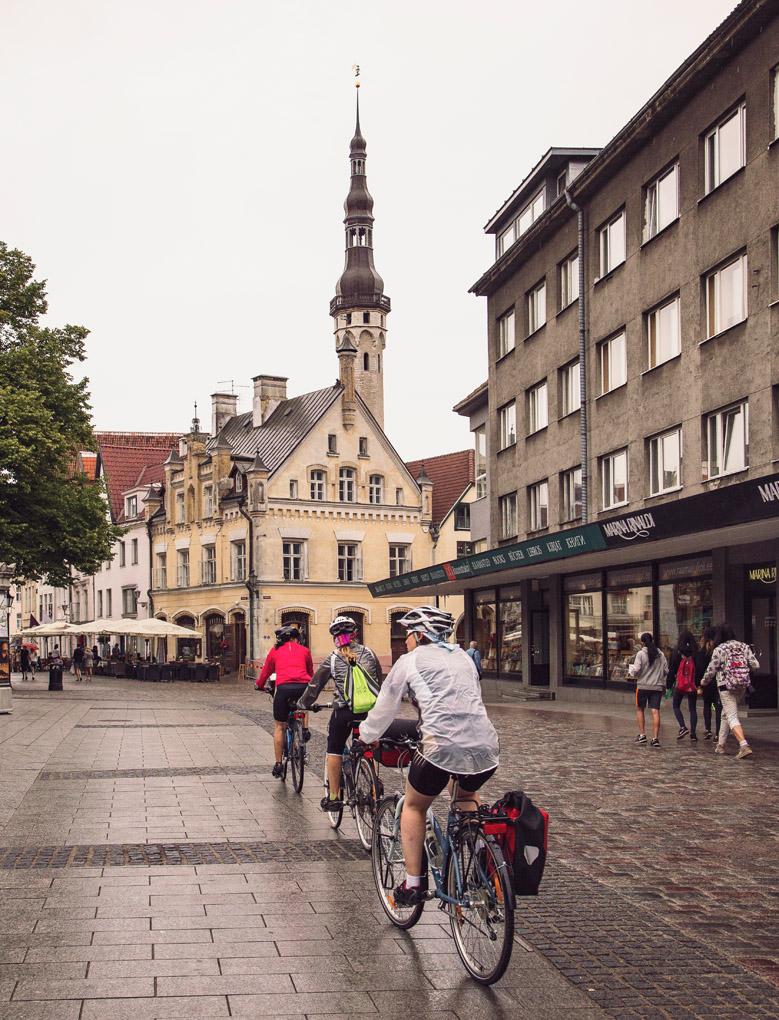 Get in line - Tallinn, Estonia