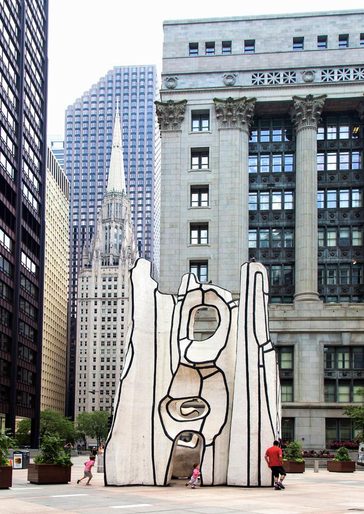 Standing Beast - Chicago, USA