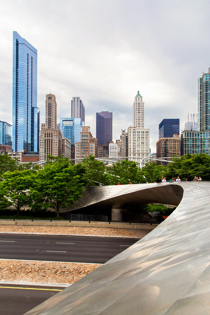 Millennium Park, Chicago, Illinois, USA