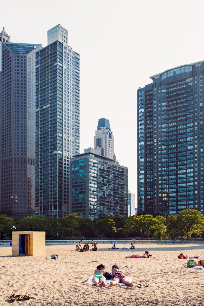 Summer in Chicago - Illinois, USA
