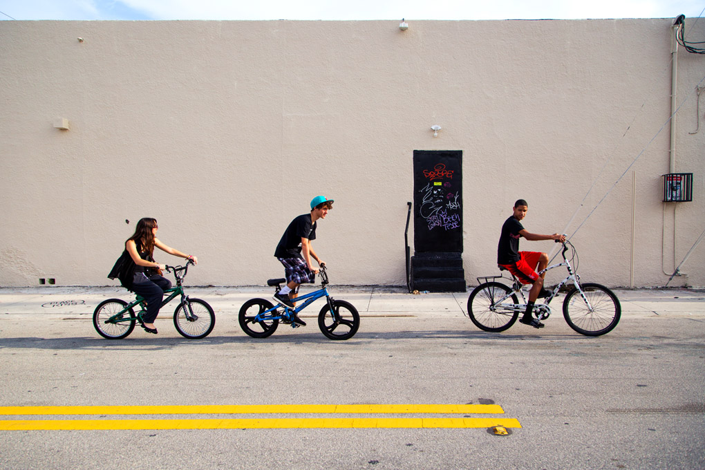 Bike Mood -  Wynwood, Miami, USA