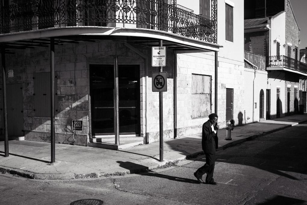 Neighborhood Watch - New Orleans, USA