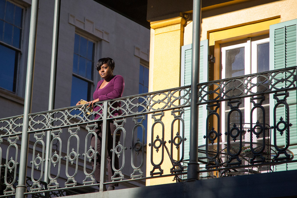 Thoughtful - New Orleans, USA