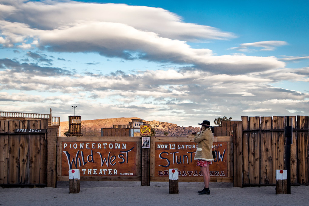 Pioneertown, California, USA