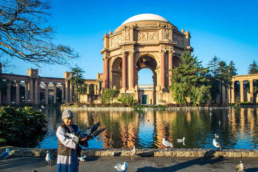 The Bird Whisperer  - San Francisco, USA