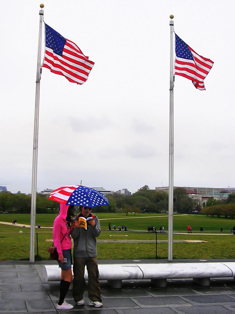 Visiting USA - Washington DC