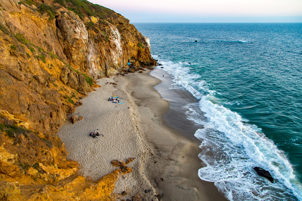 Point Dume, California, USA