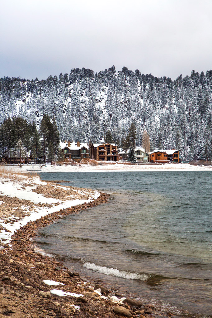 Big Bear, California, USA