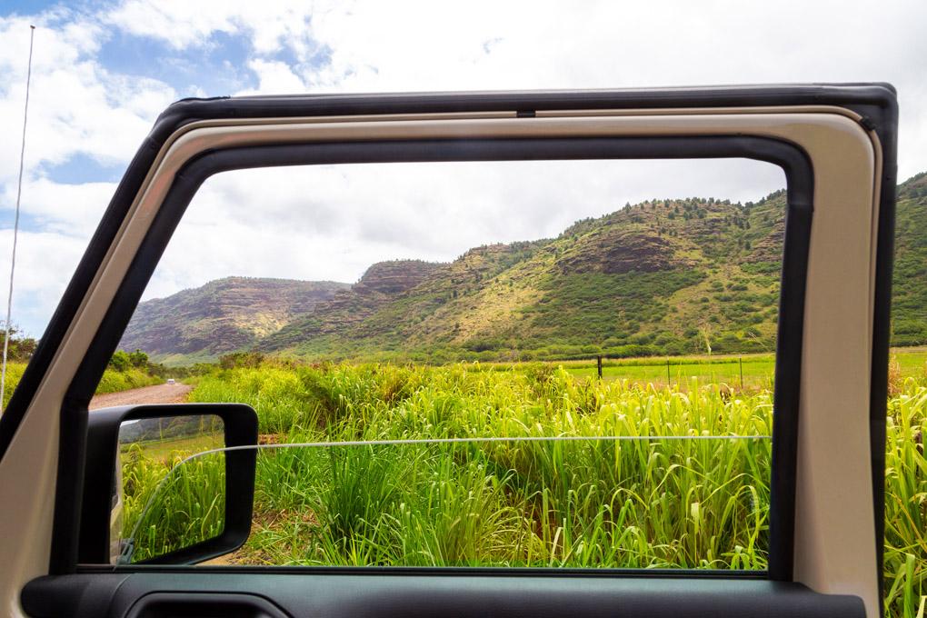Polihale State Park, Kauai, Hawaii