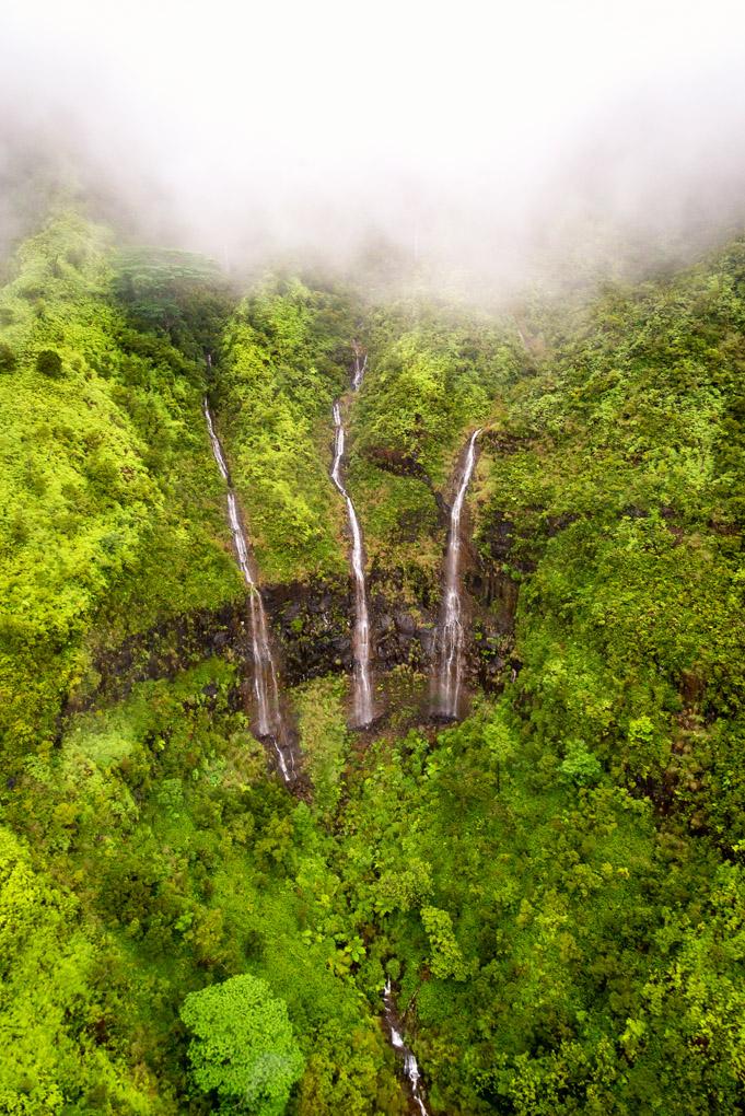 Mount Waiʻaleʻale, Kauai, Hawaii